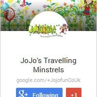 JoJo Google Plus