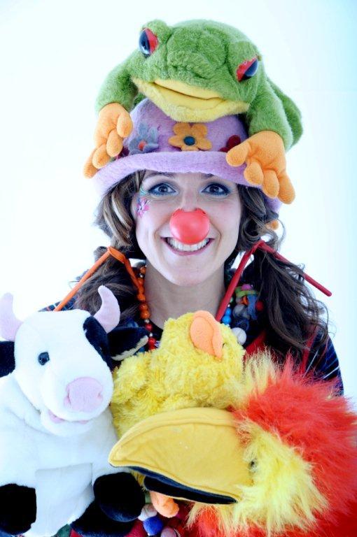 Hire Children's Entertainer London