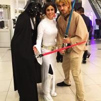 Hire Star Wars Party Theme Entertainment from JoJoFun